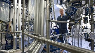Industrie de la biotechnologie