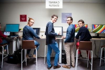 Les entrepreneurs en France