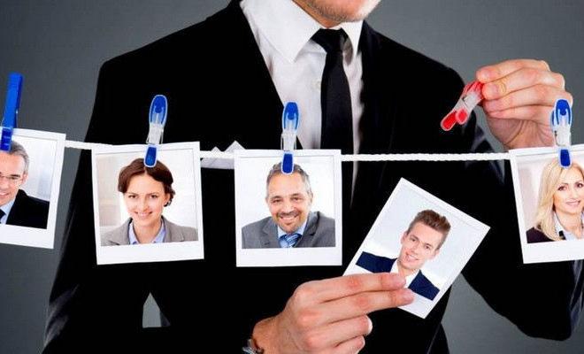 Critères de sélection d'un emploi
