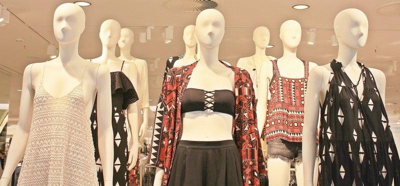 Tendance de l'industrie de la mode