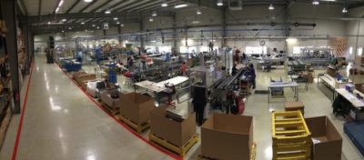 Industrie manufacturière