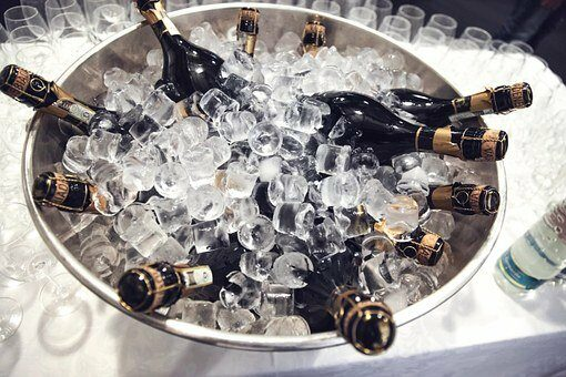 Champagne, Bouteilles