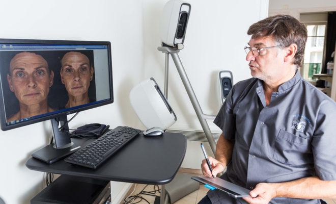 Consultation de chirurgie esthetique Dr Raspaldo