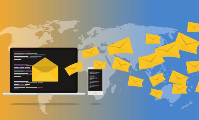Envoi mailing postal