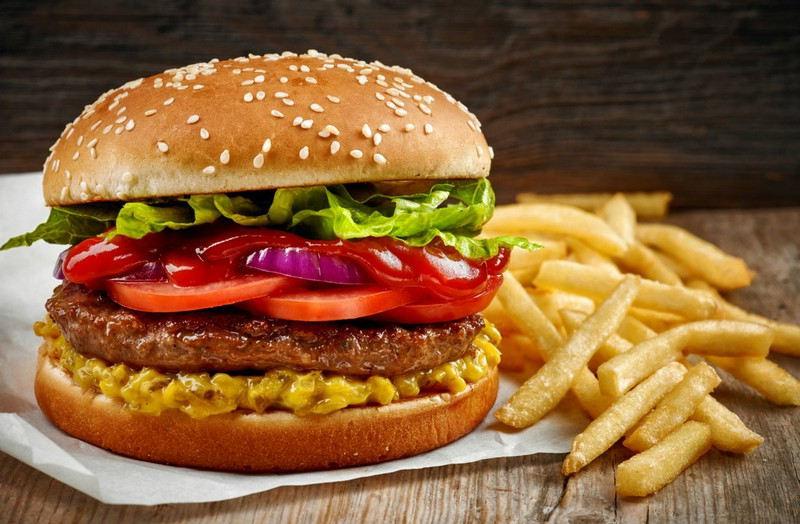 Fast food en France