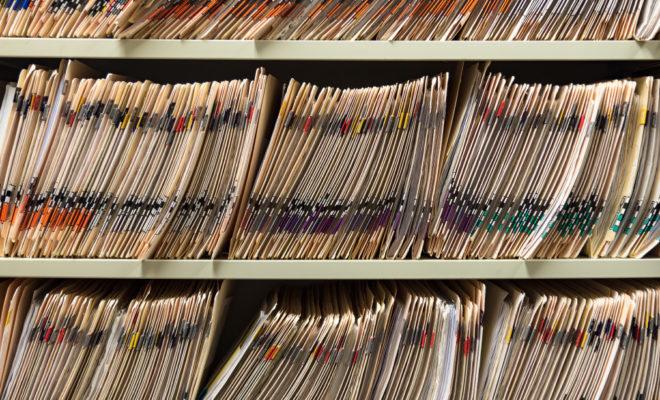 audit des archives