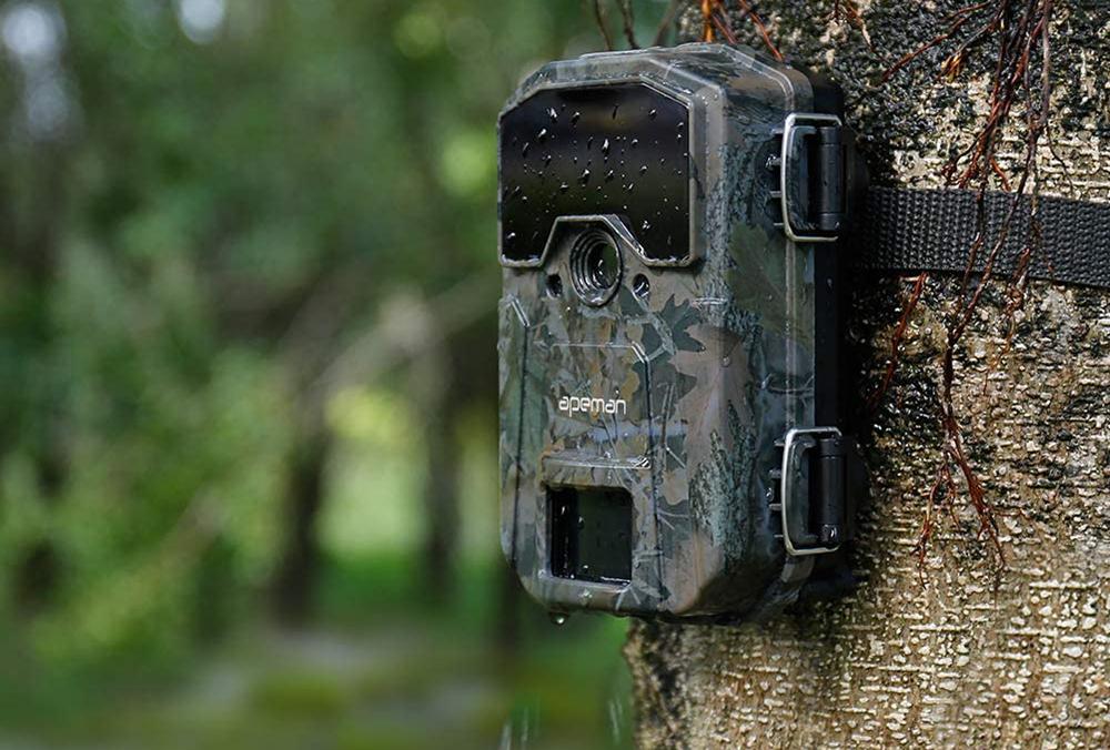 caméra Campark