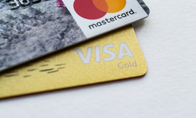 carte crédit Carte Gold MasterCard