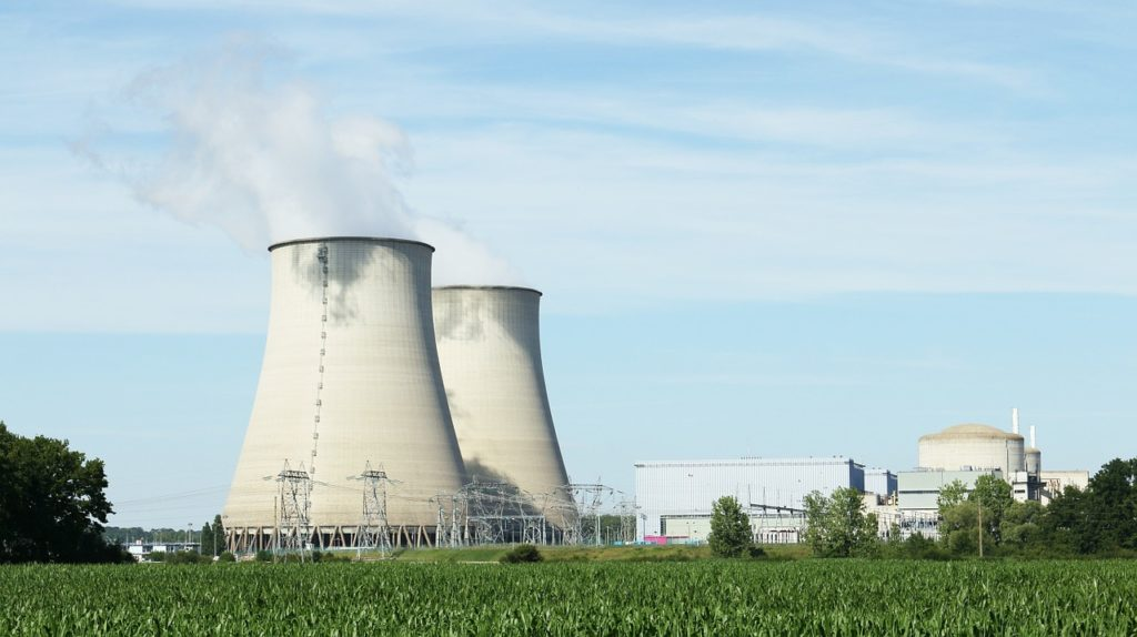 centrale énergie nucléaire