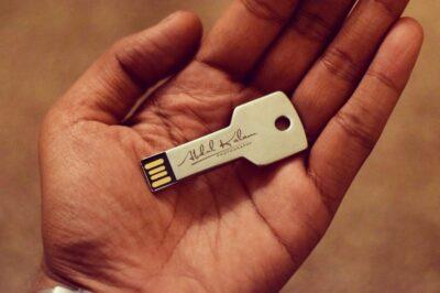 clés USB publicitaires