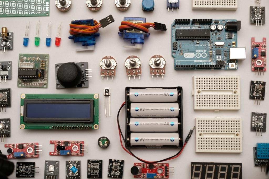 composant électronique en France