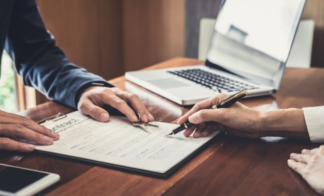 contrat type pour votre entreprise