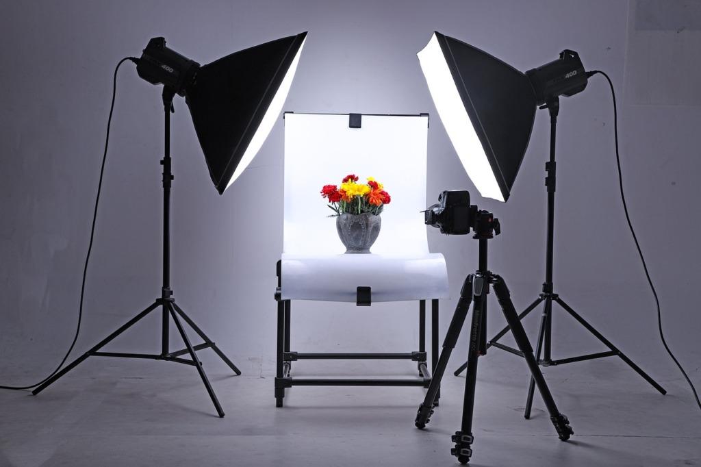 création de photo site