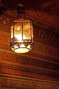 décoration marocaine à la maison