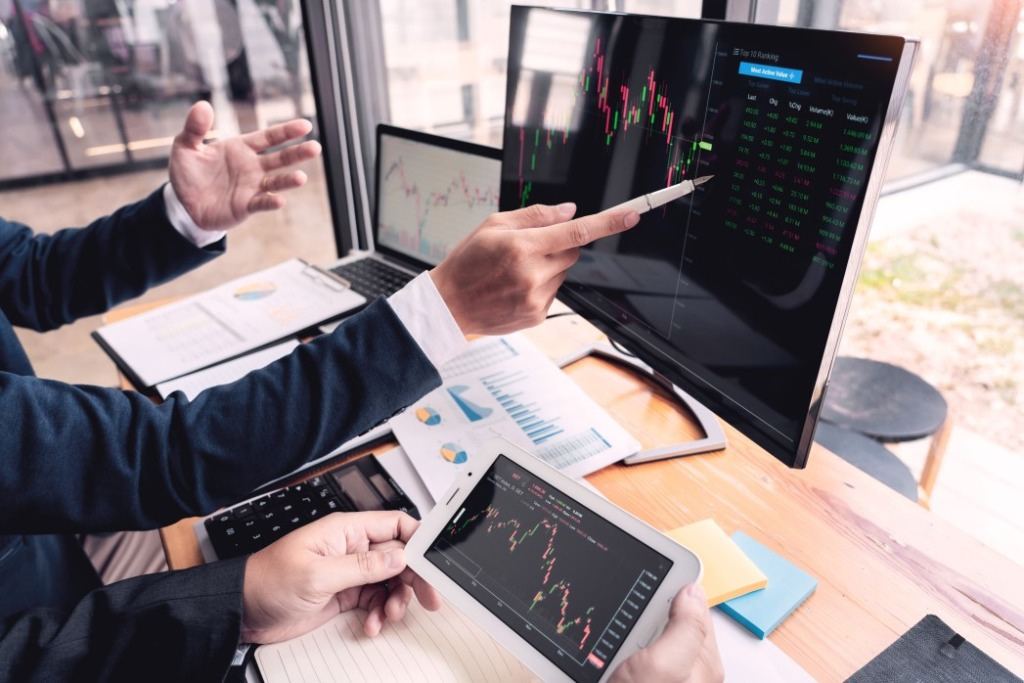 démo plateforme trading