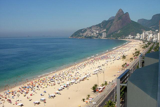 destinations de vacances balnéaires au Brésil