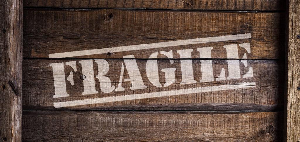 disques durs fragiles