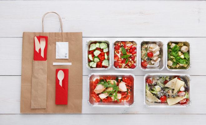 emballages alimentaire en carton