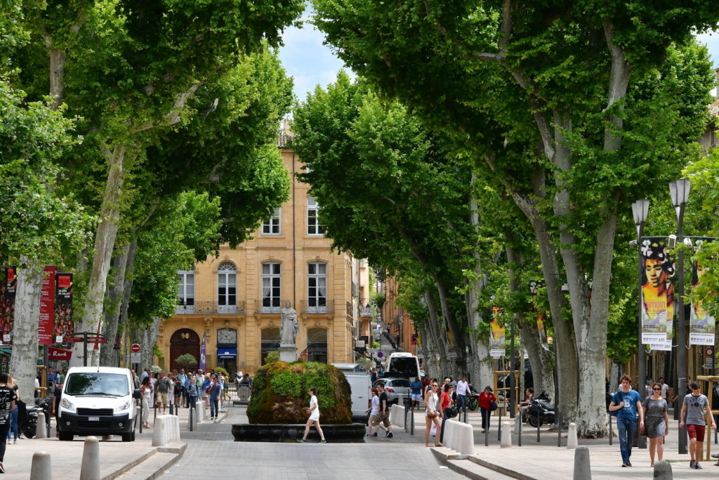 entreprise à Aix-en-Provence