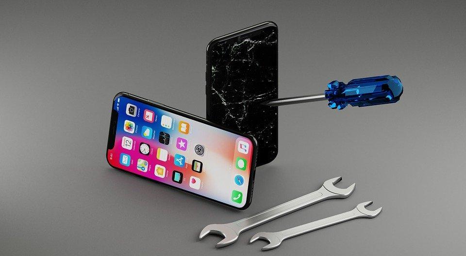 entreprise réparation iphone