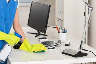 environnement de travail sain