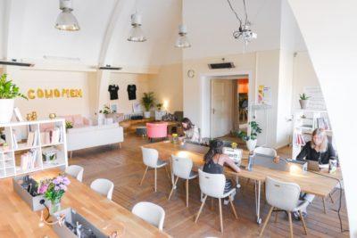 espace coworking à Lyon