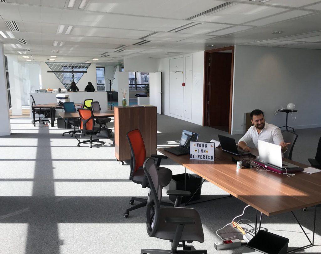 espaces de coworking