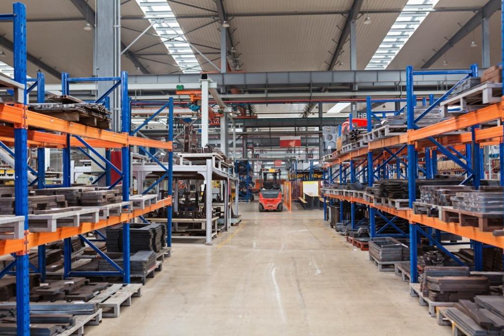 espaces industriels