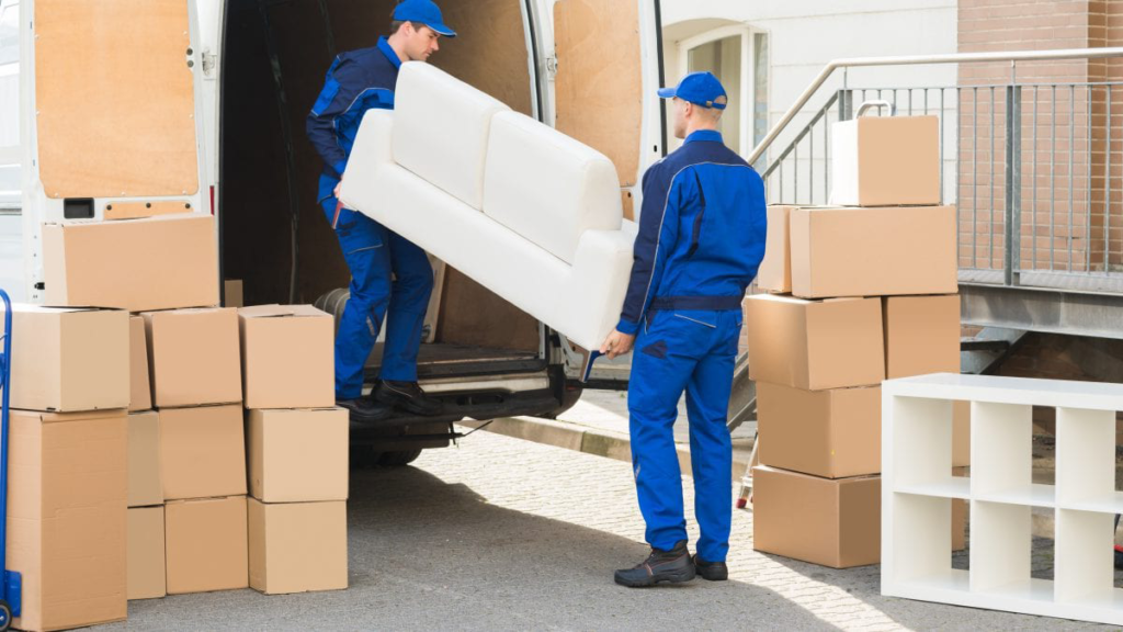 4 points importants à prendre en considération lors de la location d'un camion de déménagement