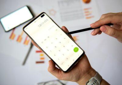 gestion comptabilité par mobile
