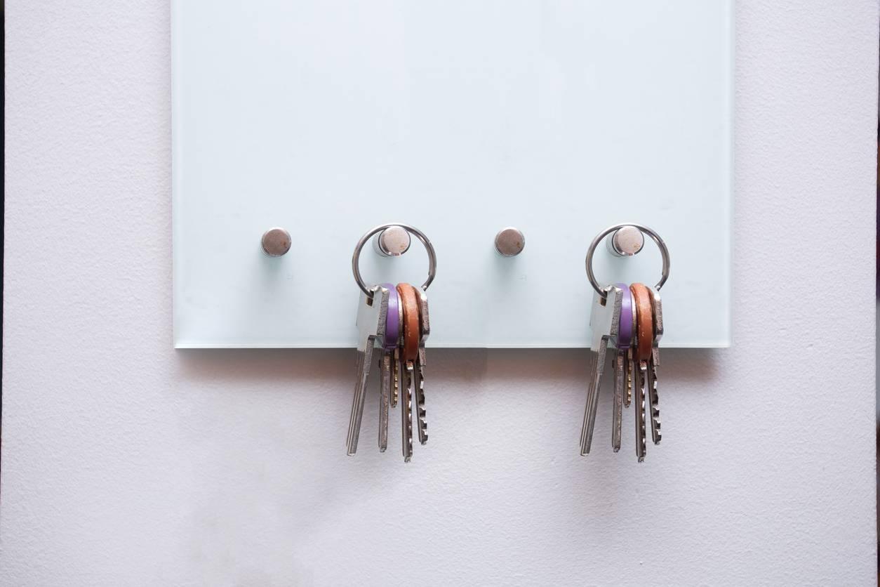 armoire à clé intelligente