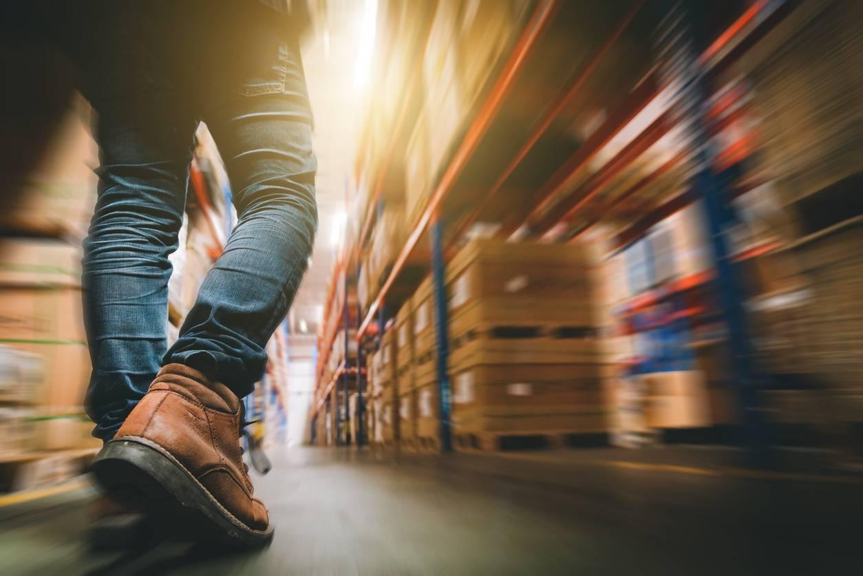 Emballage industriel manutention logistique