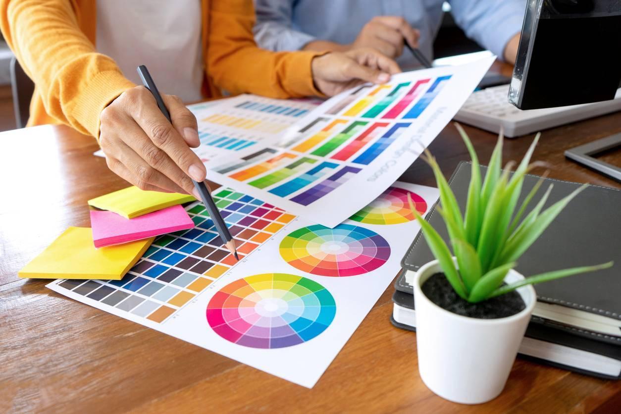 objets publicitaires, les couleurs à privilégier