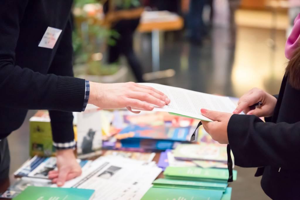 Salons professionnels produits imprimerie