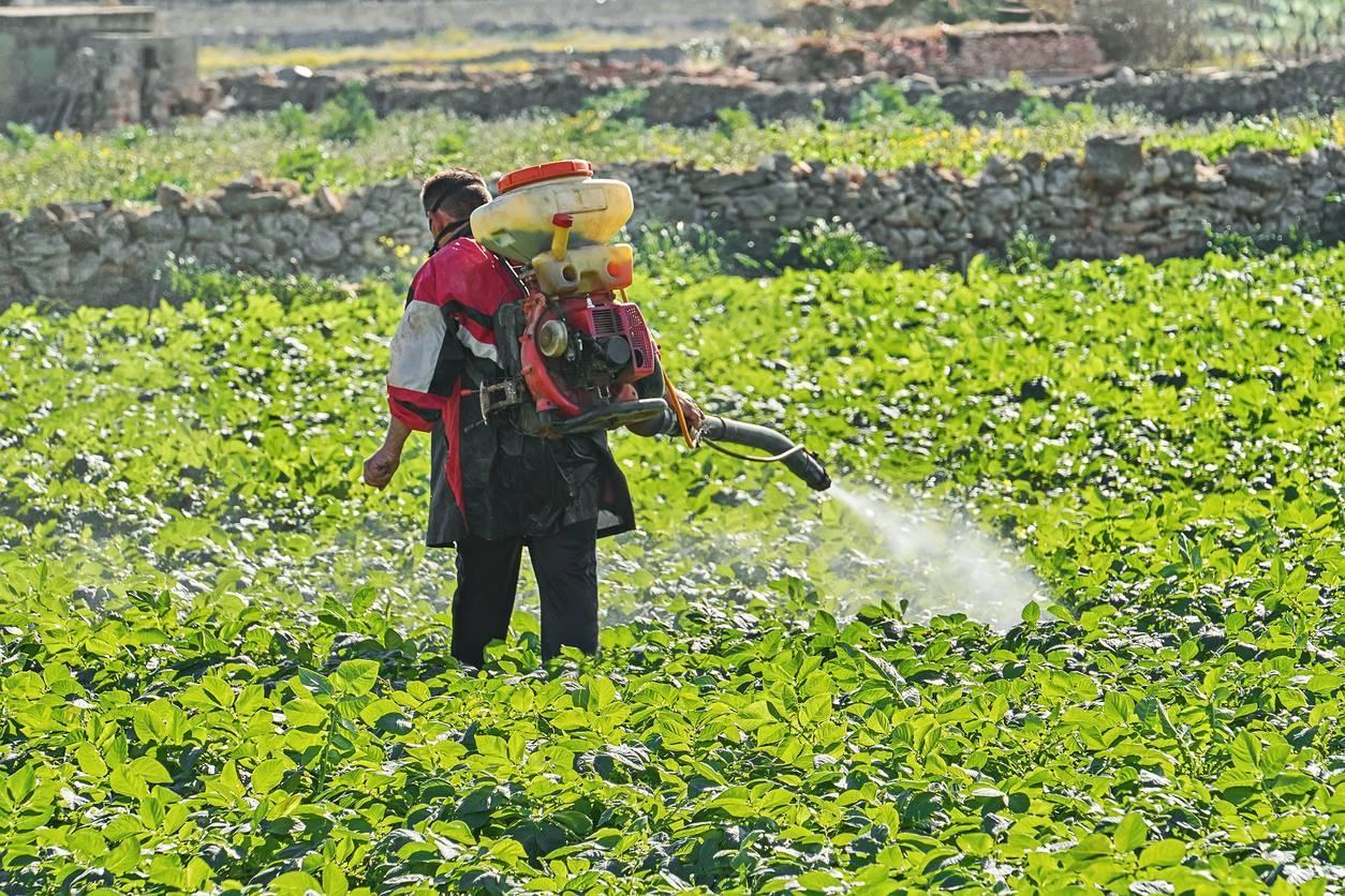 accessoires pulvérisation agricole