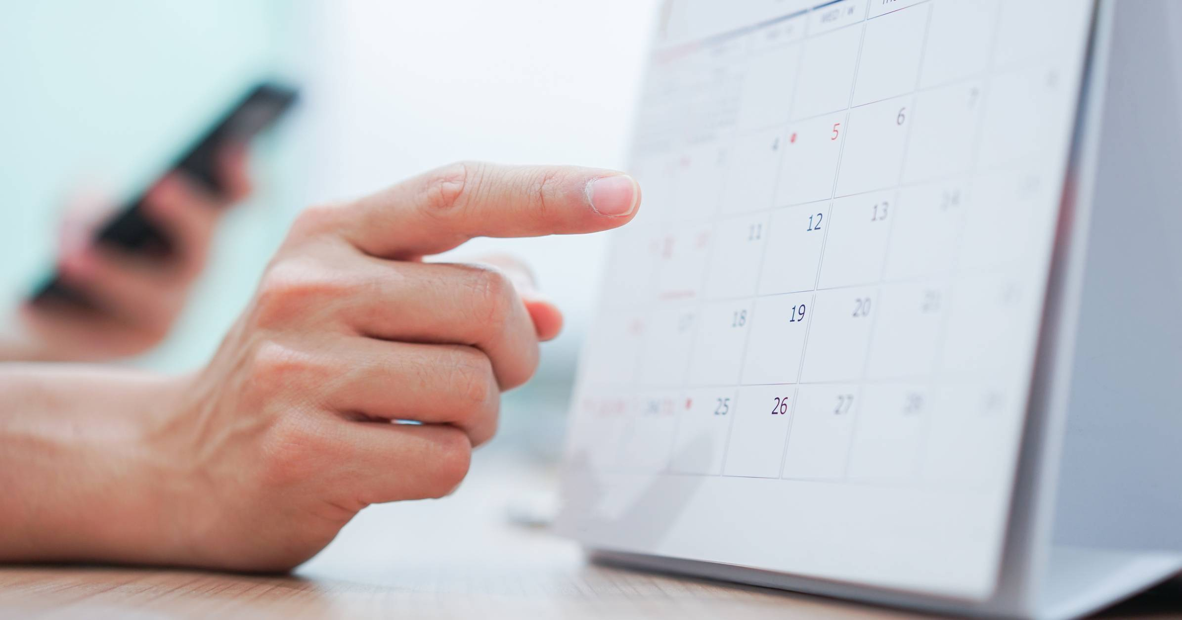 calendrier événement professionnel