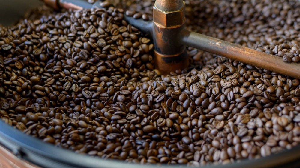 industrie du café