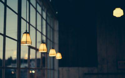 lampe d'extérieur design