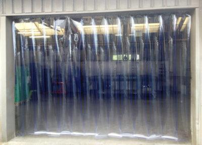 lanières en PVC