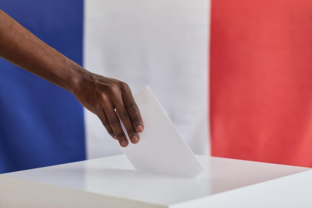 matériel électoral