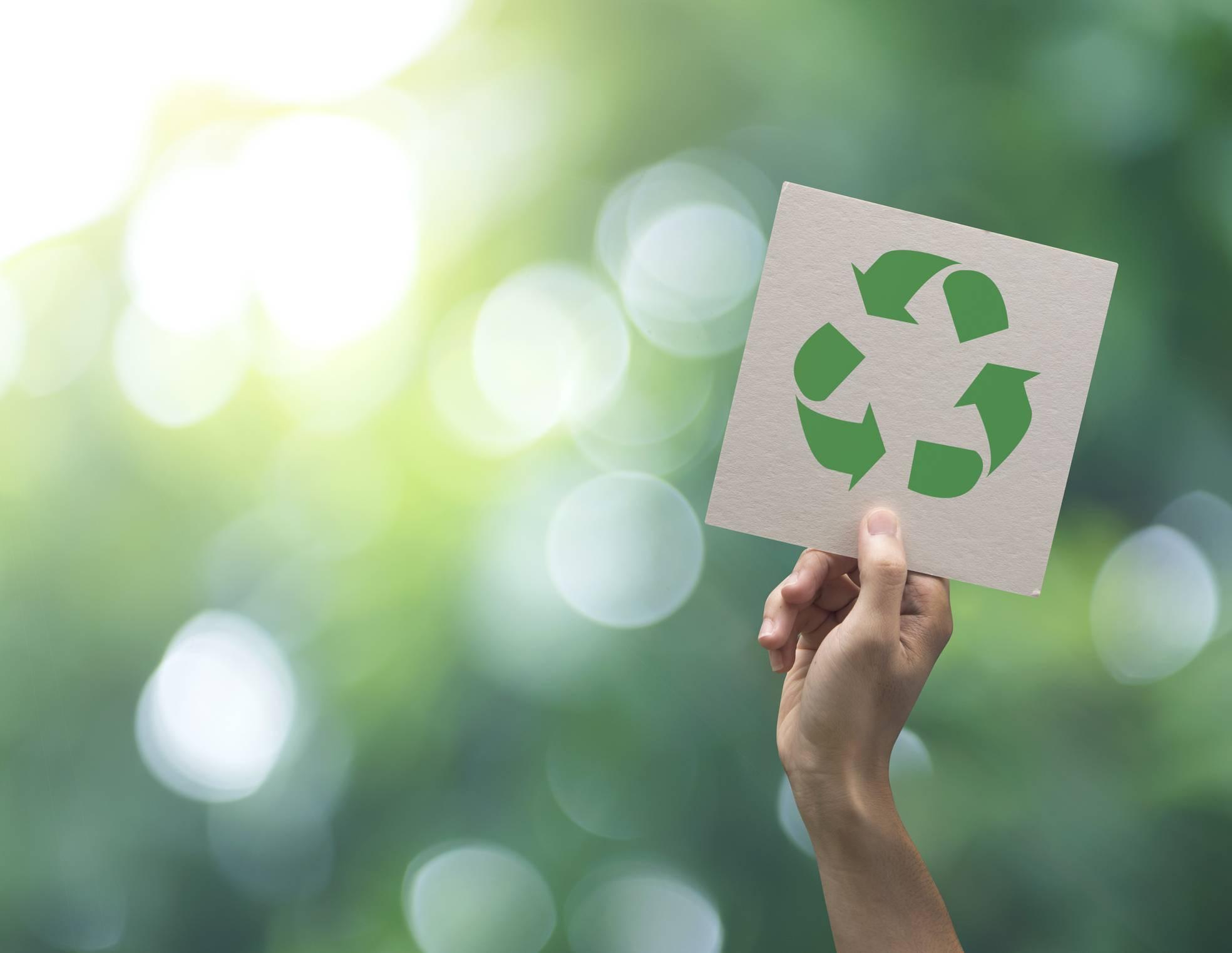 papier recyclé, entreprise RSE