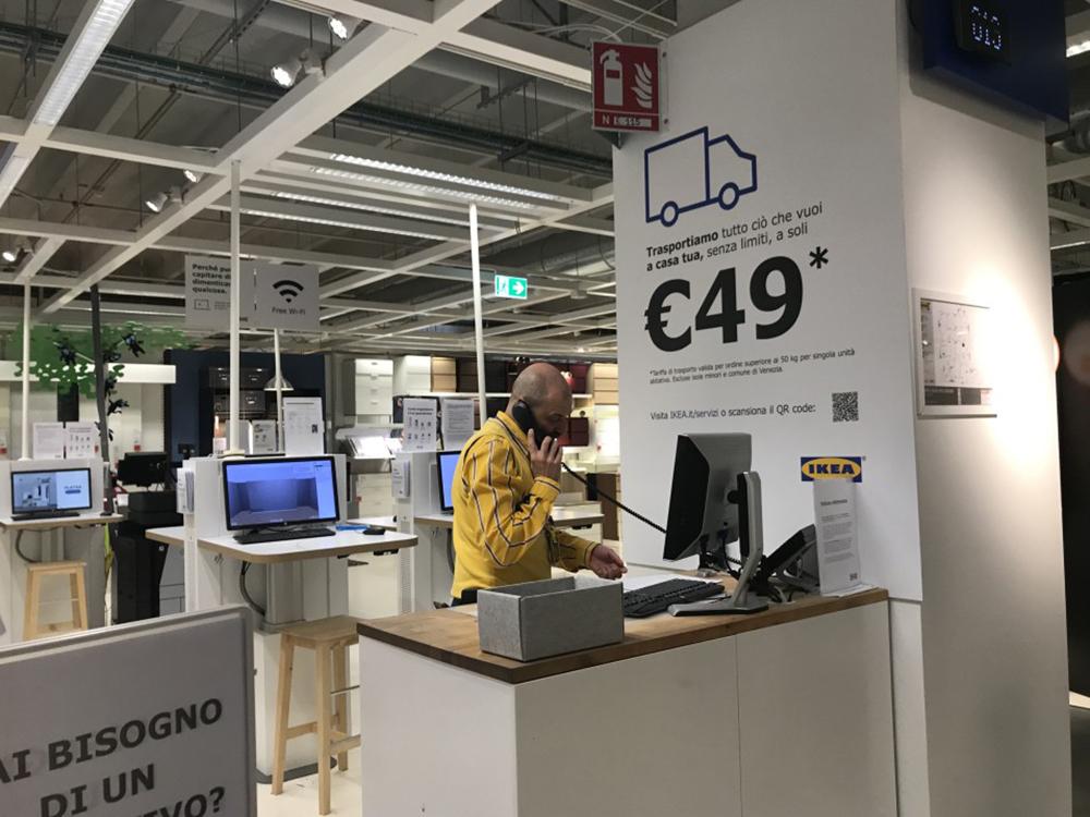 métiers Ikea