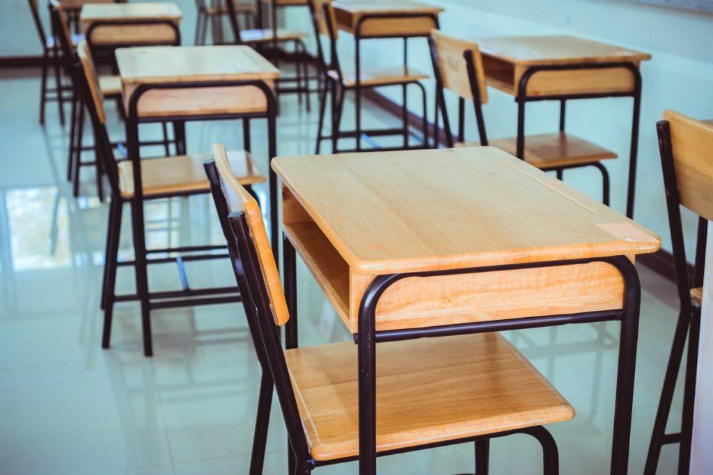 mobilier scolaire confortable
