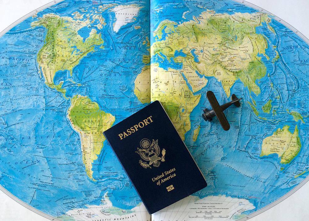 passeport en ligne