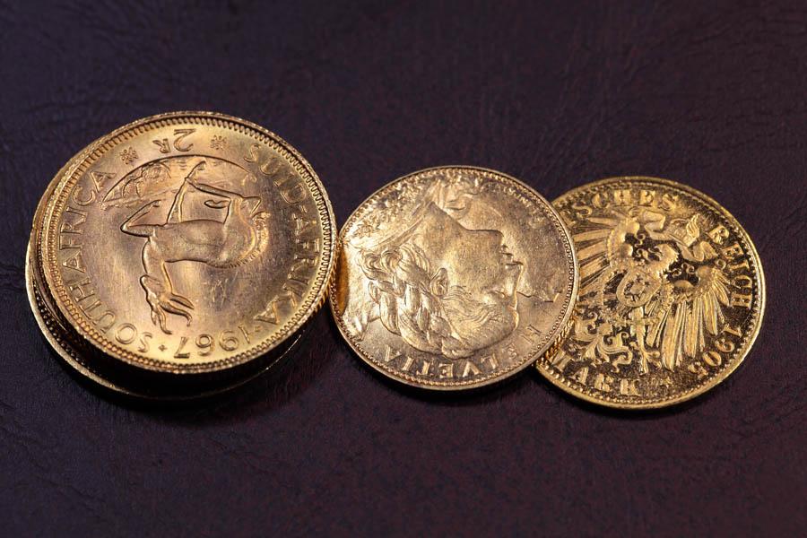 pièces anciennes