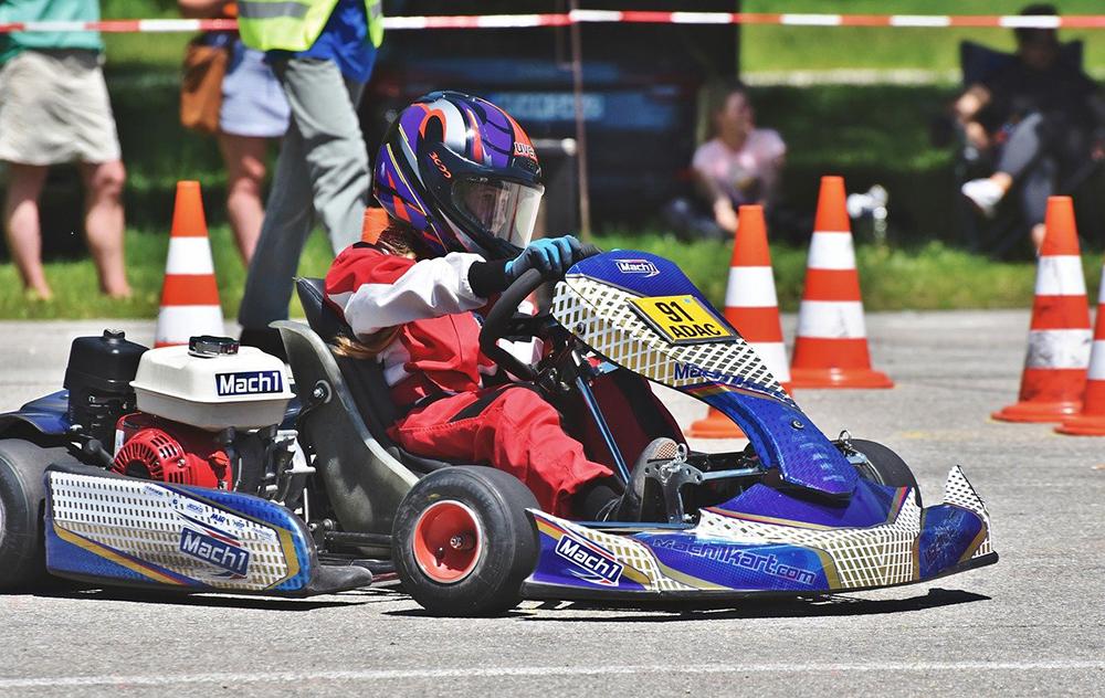 piste karting