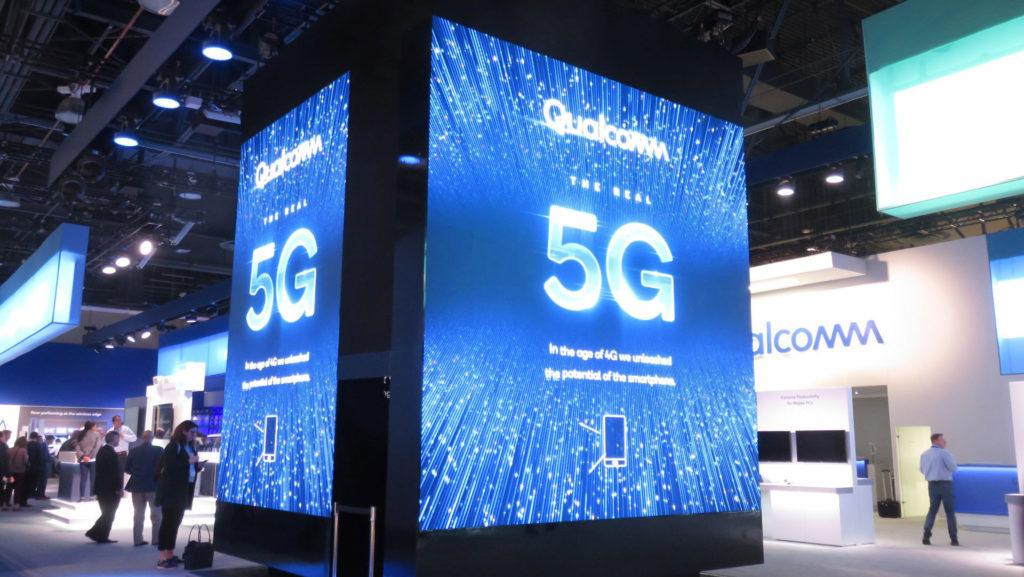 promotion de la 5G