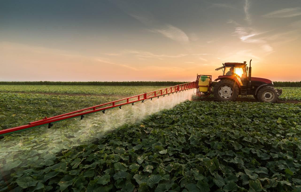 rampe d epulvérisation agricole