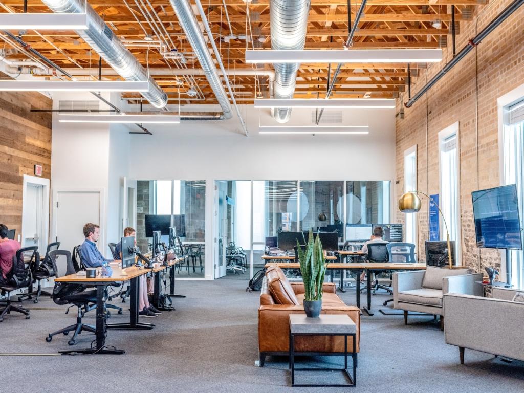 réduire le bruit dans les espaces de travail partagés