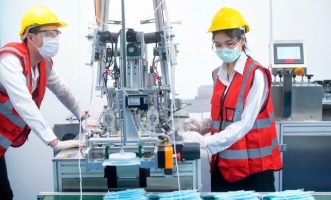 sécurité en entreprise industrielle